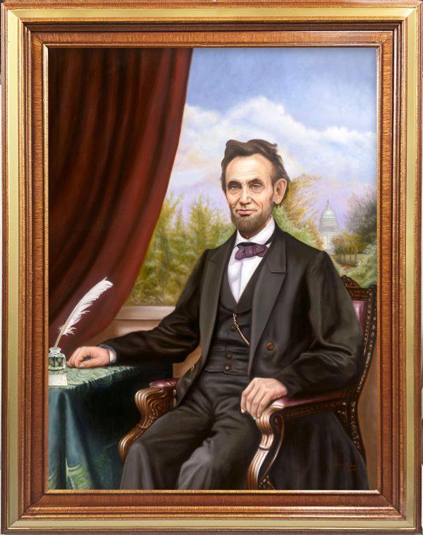 Abraham Lincoln Portrait